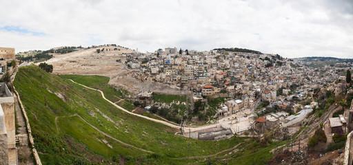 Jerusalem Panorama - Israel