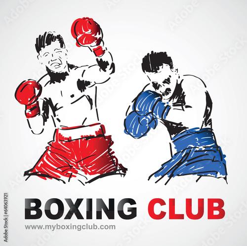 quotboxe boxeur club combat challenger anglaise koquot fichier