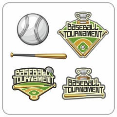 Baseball attributes and emblems