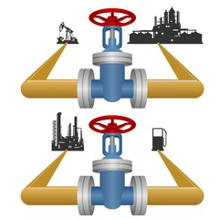 Extraction and processing of petroleum products