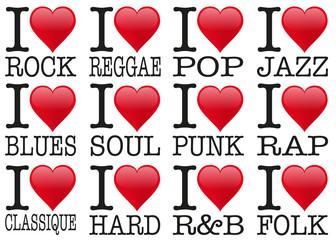 I Love Musiques