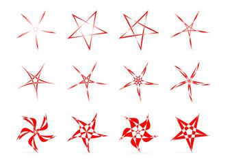 kırmızı yıldızlar