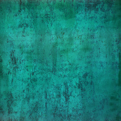 Cyan distressed background