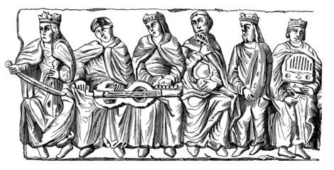 Medieval Orchestra - 11th century