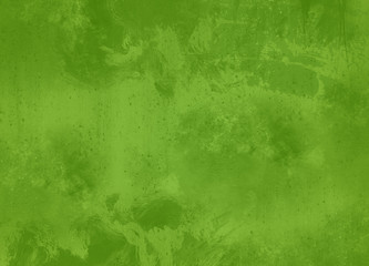 Rusty grunge background with texture and green colors Wall mural