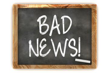 Blackboard Bad News