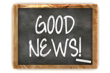 Blackboard Good News