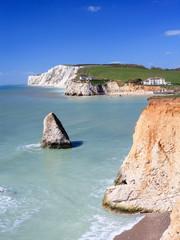 Fototapete - Freshwater Bay Isle Of Wight England
