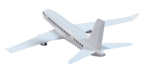 Airplane Backside . My own design