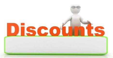 3d people(Discounts)