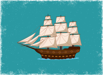 Antique Ship