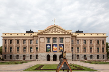 Wall Mural - Arizona State House and Capitol Building in Phoenix, AZ