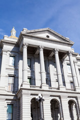 Wall Mural - Colorado State House and Capitol Building in Denver, CO