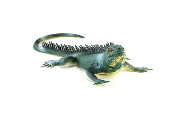 lizard iguana toy