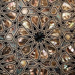 Mosaico in madreperla