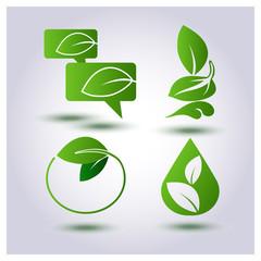 Vector set environmental protection