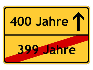 400 Jahre