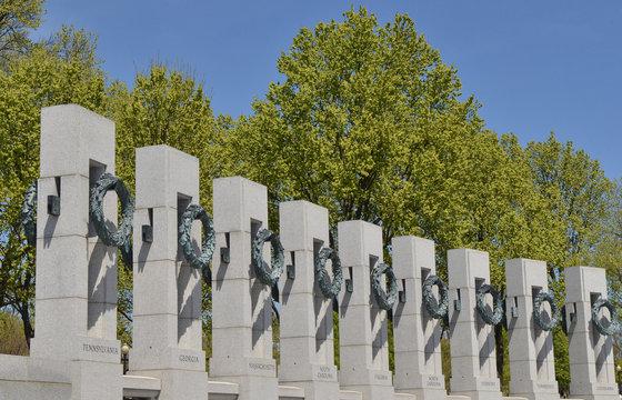 World War II Memorial - Monument