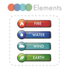 Elements Button/Icon Info
