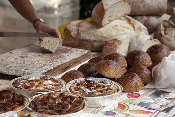 Vendita di pane