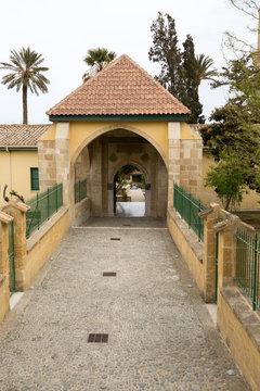 Mosquée Tekke Ala Sultan