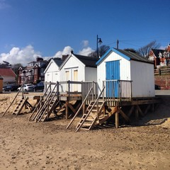british beach huts