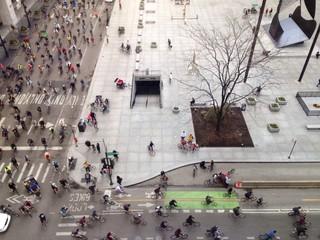 chicago bike rally