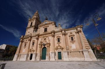 Ragusa Cattedrale San Givanni Battista