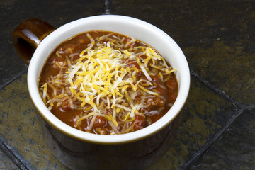 Crock of Chili