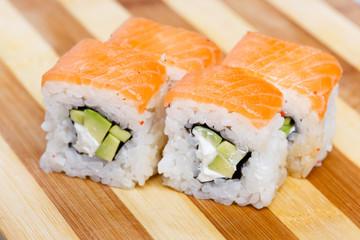 sushi japanese roll japan meal fresh