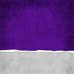 Square Dark Purple Grunge Torn Textured Background