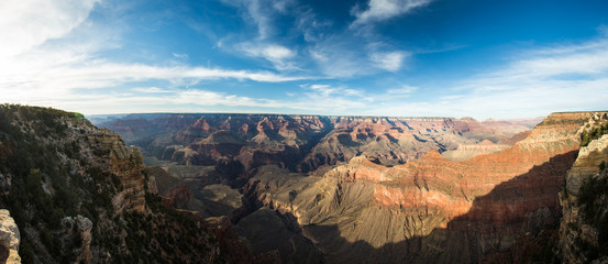 Wall Mural - Grand Canyon Panorama