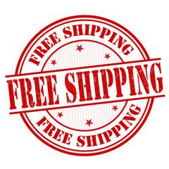 Free shipping stamp
