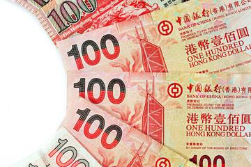 One Hundred Hong Kong Dollars
