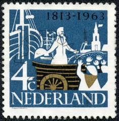 Prince William of Orange Landing at Scheveningen
