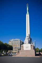 Monument of freedom,Riga, Latvia