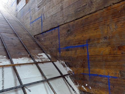 fabrication coffrage d 39 escalier b ton photo libre de droits sur la banque d 39 images. Black Bedroom Furniture Sets. Home Design Ideas