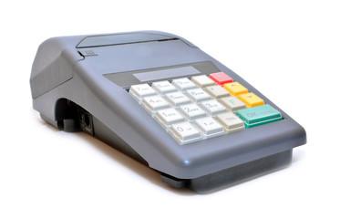 cash register machine