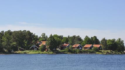 Västervik, Küste, Schären, Sommerferien, Schweden