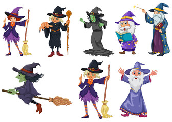 A group of witches
