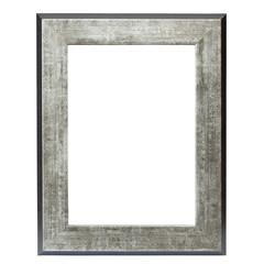 metallic picture frame