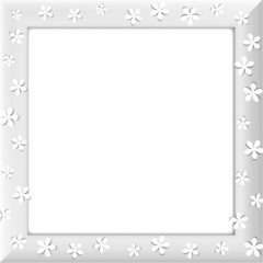 Wedding Aniversary White Frame 27