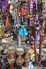 artisanat vannerie Sénégal