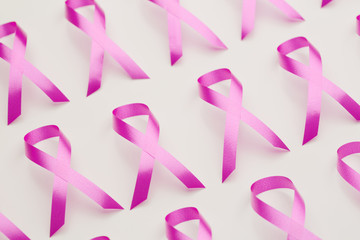 Pink Ribbons - Breast Cancer Awareness