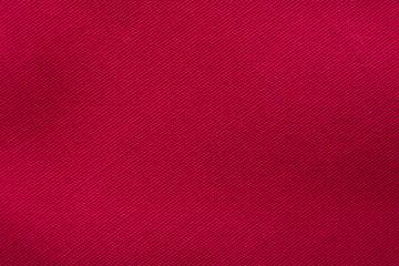 Red Velvet Cotton Texture Macro