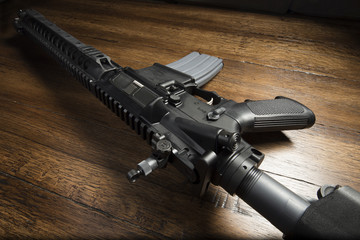 AR 15 - short barrel rifle