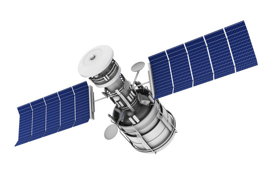 Satellite communications.