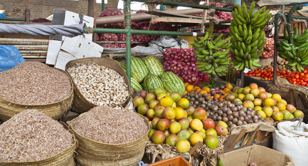 Mombasa Market, Kenya