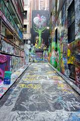 Hosier Lane  - Melbourne