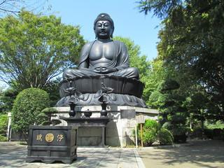 東京大仏の仏像